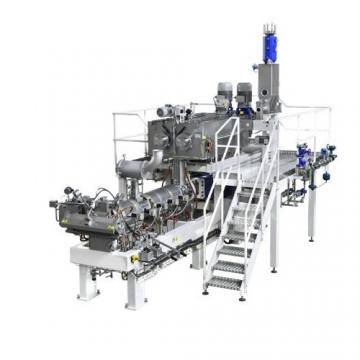 3D Snacks Food Process Line Automatic Pellet Snacks Food Making Machines