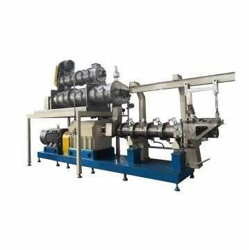 Ks-95 Floating Fish Feed Pellet Pet Food Production Line Extruder Machine