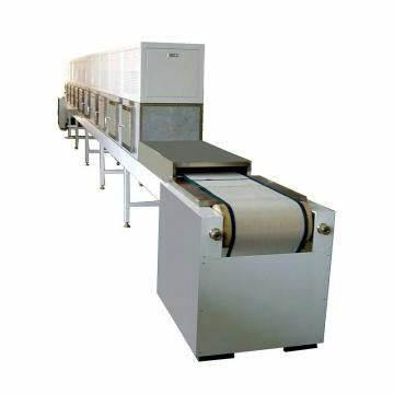 Automatic Tunnel Type Microwave Dryer Bay Leaf Sterilization Machine