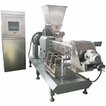 Ce Certificated High Effectivy Automatic Protein Bar Machine