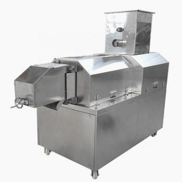 China Industrial Floating Fish Flake Food Feed Pellet Extruder Making Machine