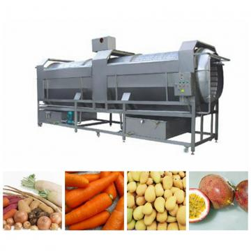 French Crisps Processing Production Line Semi Automatic Potato Chips Making Machines