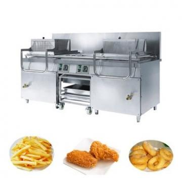 Automatic Potato Crisps Making Equipment Potato Chips Making Machine