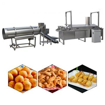 Puffed Corn Snack Double Screw Food Extruder