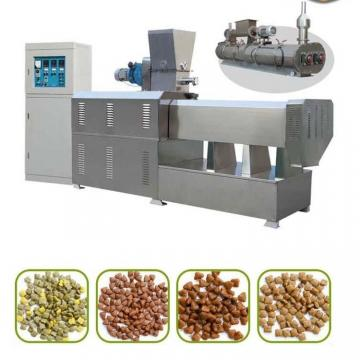 twin screw food extruder corn puff snack making extruder