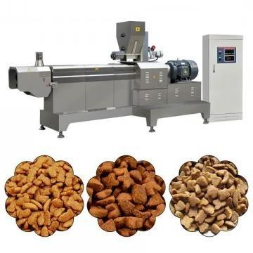 Corn Extruder Machine Facotory Price Automatic Double Screw Corn Flour Snacks Extruder