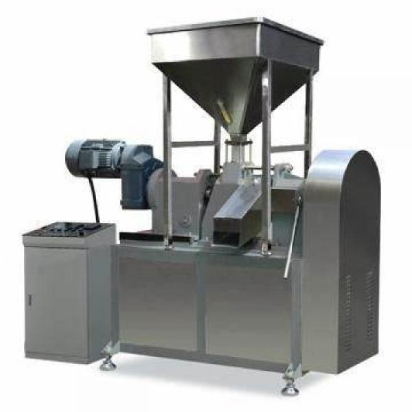 100kg Automatic Snack Potato Chips Processing Plant Potato Chips Making Machine