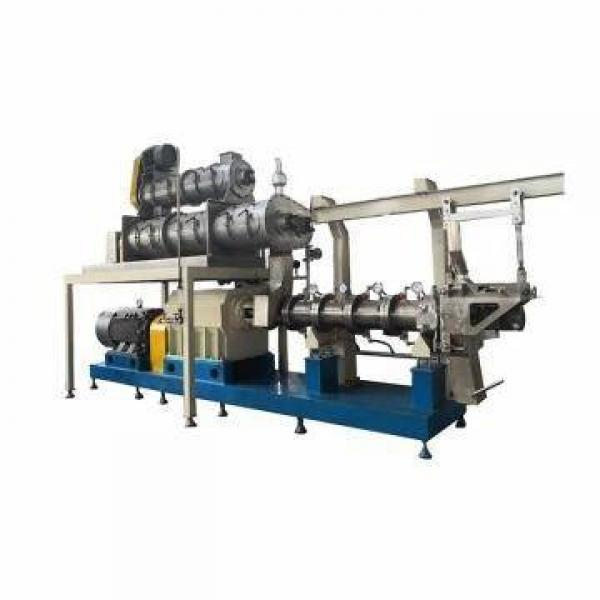 Cameroon Floating Fish Feed Pellet Machine Farm Food Processing Production Line