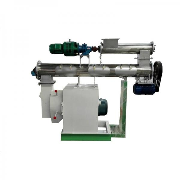 1-2tph Complete Animal Feed Machine as Feed Mill Plant Including Corn Maiz Mill Grinder, Pellet Machine, etc as Livestock Cattle Dry Feed Poultry Equipment