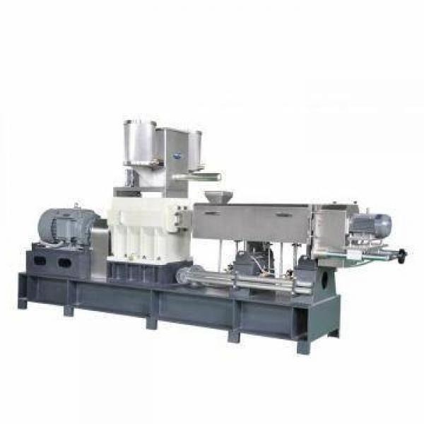 Automatic Puff Corn Chips Snack Food Extruder Making Machine